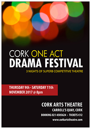 The Cork One Act Drama Festival